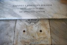 Bernini crypt