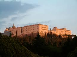 Montecassino rebuilt