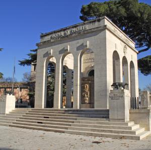 Gianicolo_Mausoleo_Ossario_Garibaldino Q