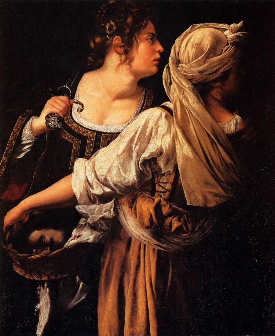 Artemisia_Gentileschi_-_Judith_and_Her_Maidservant_-_WGA8566
