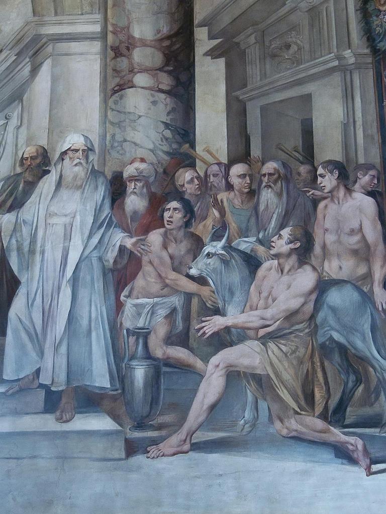 Numa cult of vestals