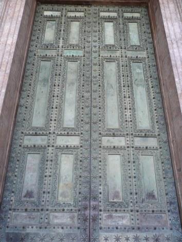 curia hostilia doors