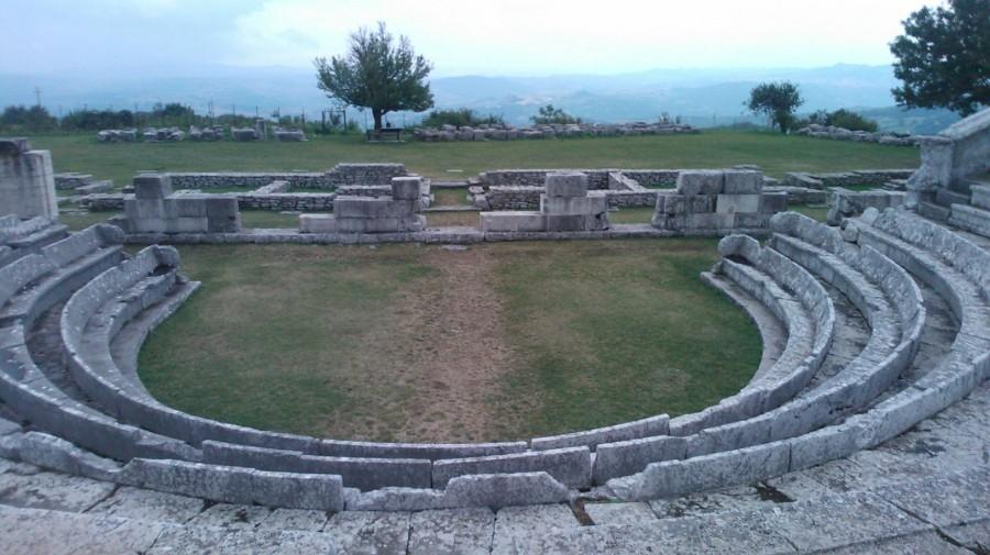 Samniter_Amphitheater_Pietraabbondante